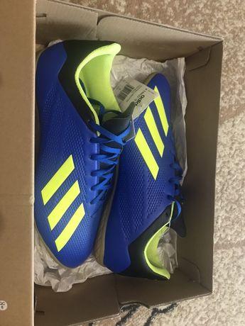 Футзалки Adidas X Tango 42,5-43 (27,3 см) бампи Nike