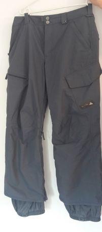 Spodnie Burton DryRide r. S snowboard narty