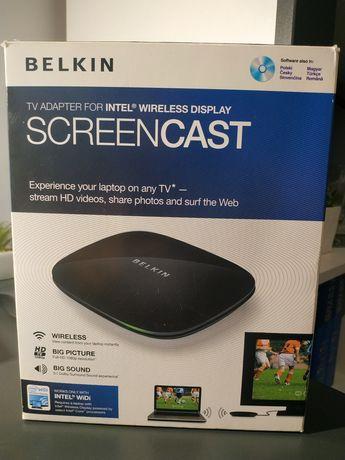 BELKIN Screencast WiFi HDMI Intel WiDi 1080p FHD