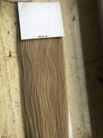 Wlosy naturalne klip in 55 cm 70 g