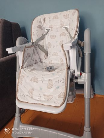 Krzeselko do karmienia od 6 miesiecy