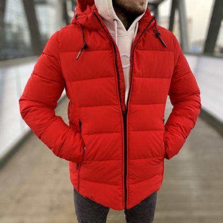 Куртка чоловіча зимова -20'С - +5'С. Нажми на мене!