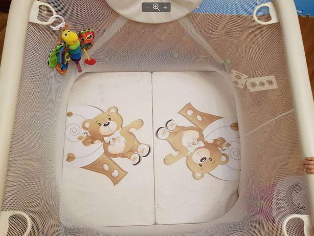 Продам большой детский манеж CAM (Италия)