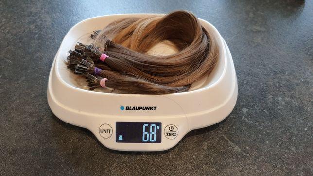 Włosy dziewicze metoda keratynowa