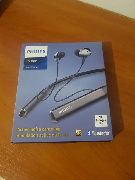 Słuchawki Philips TAPN505BK/00