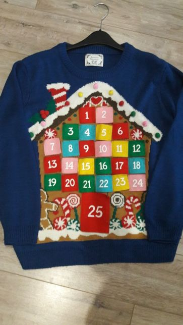 Новогодний family look . Новогодний свитер