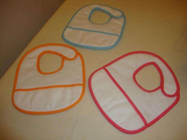 Babetes para bordar Ponto Cruz, (Novos)