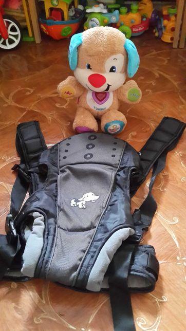 Фирменная переноска -рюкзак Европа!