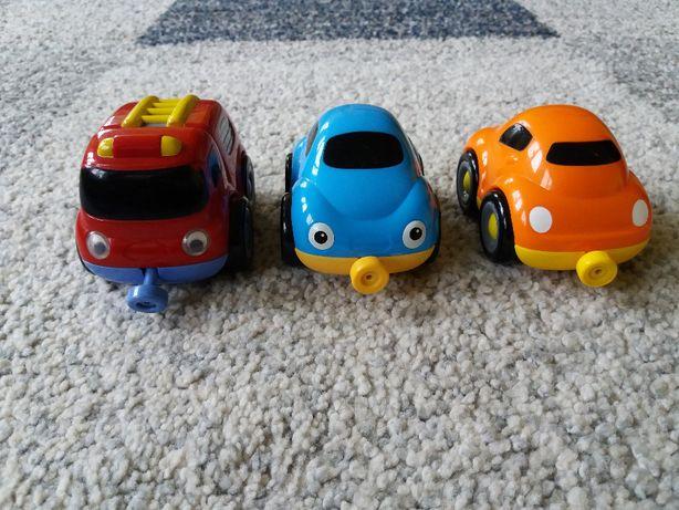 samochodziki na magnez
