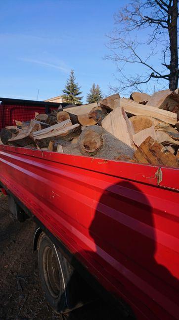 Drewno kominkowe -opalowe buk i nie tylko.