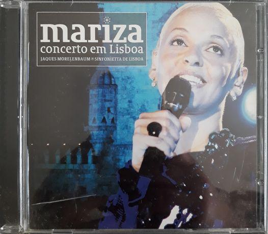 CD Mariza - Concerto em Lisboa