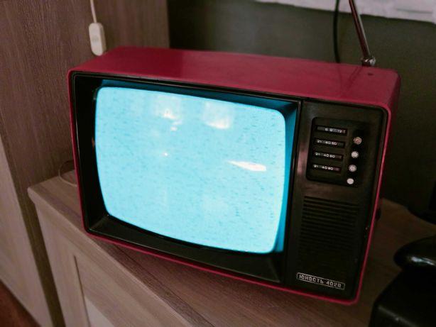 Radziecki tv junost działa sprawny