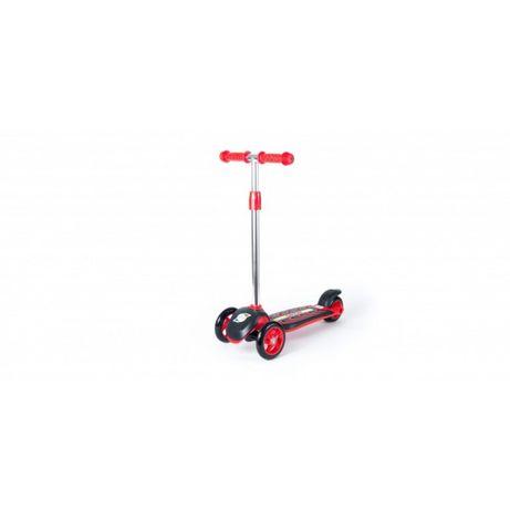 Детский трёхколесный самокат Оrion 00164 красный