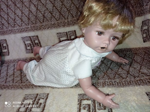Кукла как ребёнок. РЕБОРН