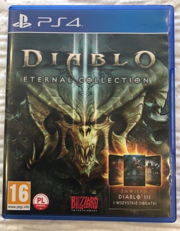 Diablo III 3 Eternal Collection/ Ps4/ PL/ Sklep Gamebox/ Wymiana Gier