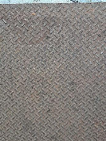 Металл в листах  6 мм