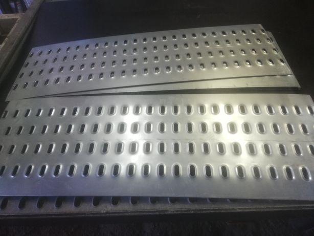 Blacha lohr stalowa aluminiowa laweta autolaweta