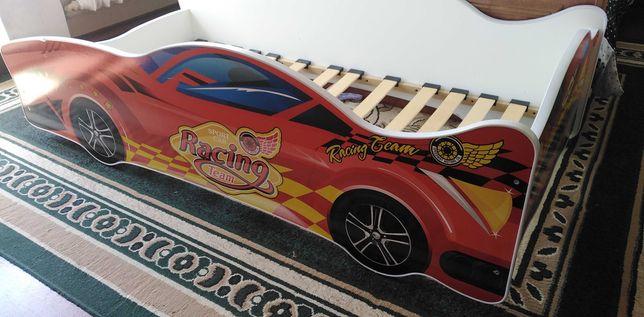 Łóżeczko auto 160x80