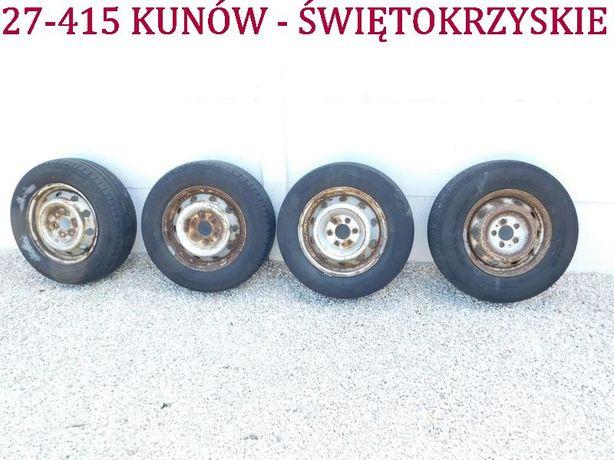 Koło zapasowe Iveco Daily 35S R16 III IV opona z felgą 235/65/R16