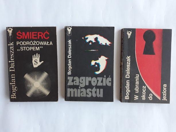 Bogdan Daleszak; Kryminały