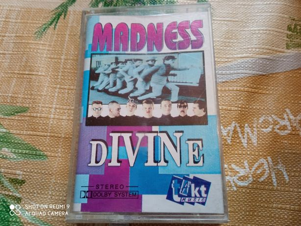 Madness -Divine. Kaseta magnetofonowa