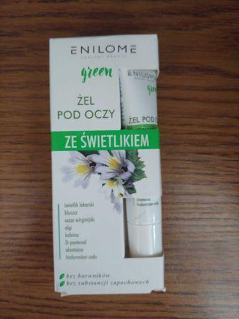 NOWY Enilome Healthy Beauty Green, żel ze świetlikiem pod oczy, 15 ml