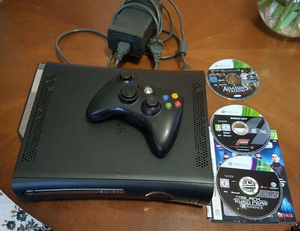 Xbox 360 jasper 3 gry