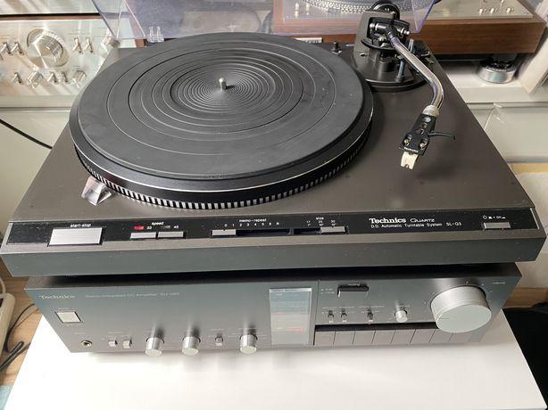 Gramofon Technics SL Q3 Quartz D.D. Full Automat