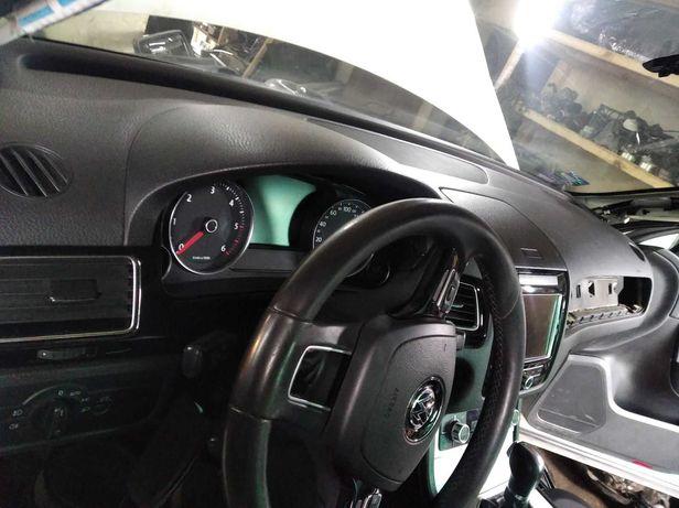 Торпедо Торпеда Панель Volkswagen Touareg NF 2010-2018 Таурег НФ Туаре