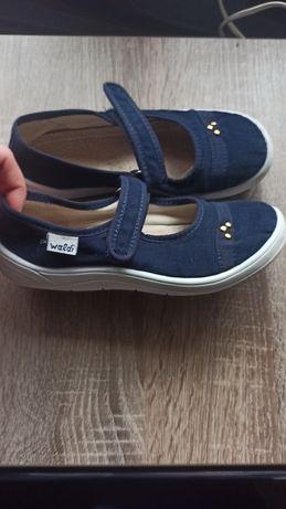 Тапочки туфли текстильные Waldi р32