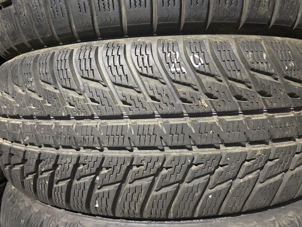 Шины б/у зима 235/65-R17 Nokian WR SUV A3 -Цена за 4шт