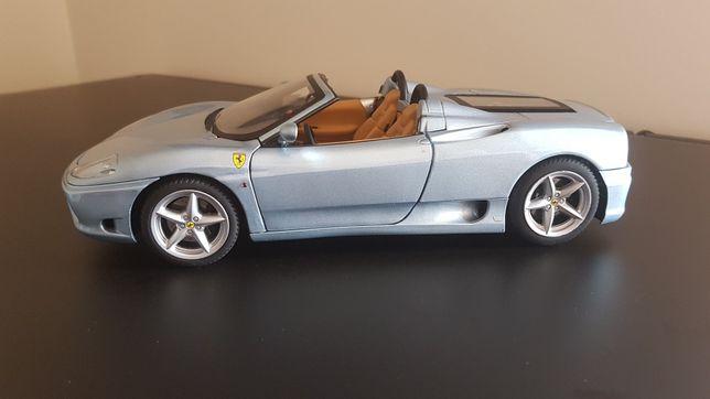 Miniatura Ferrari 1/18
