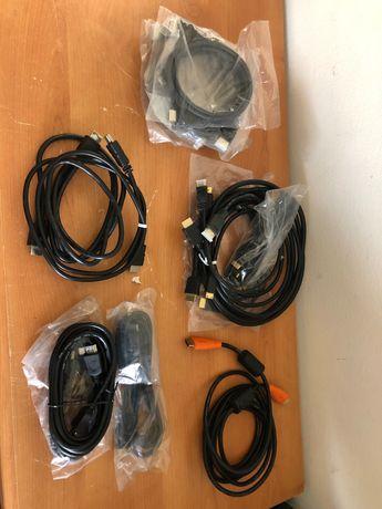 13 Cabos HDMI novos