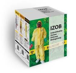 Indywidualny Zestaw Ochrony Biologicznej IZOB 001