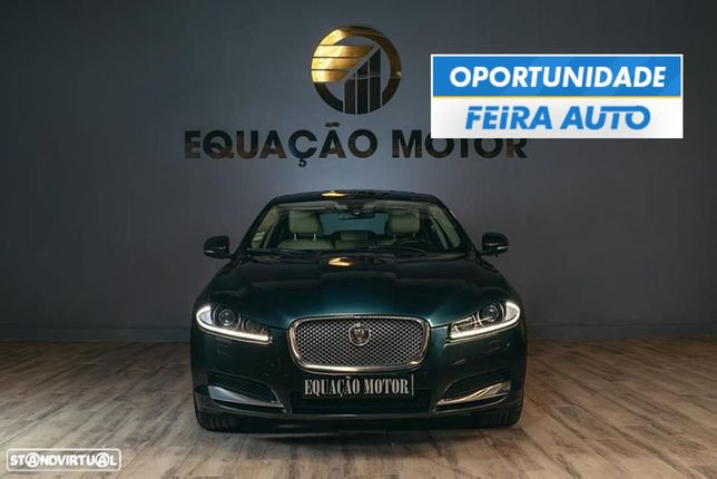 Jaguar XF 2.2 D Portfolio