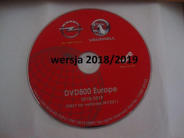 Aktualizacja nawigacji Opel CD500, DVD800,CD70,DVD90, NAVI600 NAVI900