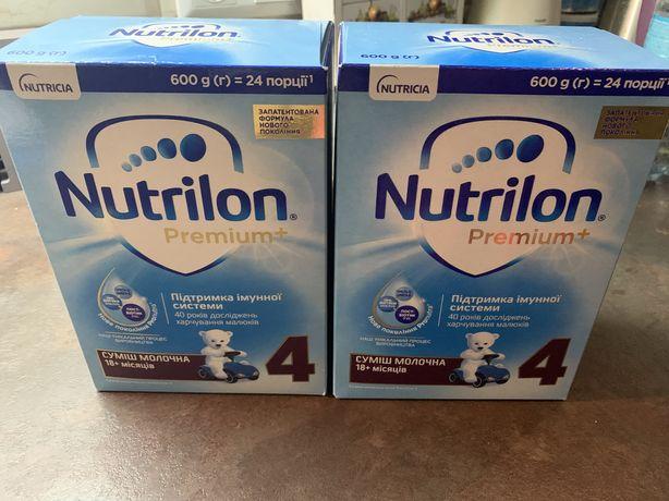 Nutrilon 4 нутрилон 4