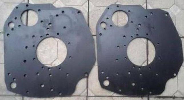 Переходная плита(лист задний)МТЗ Д-240 Д-245 дизель ГАЗ ЗИЛ-5301 БЫЧОК