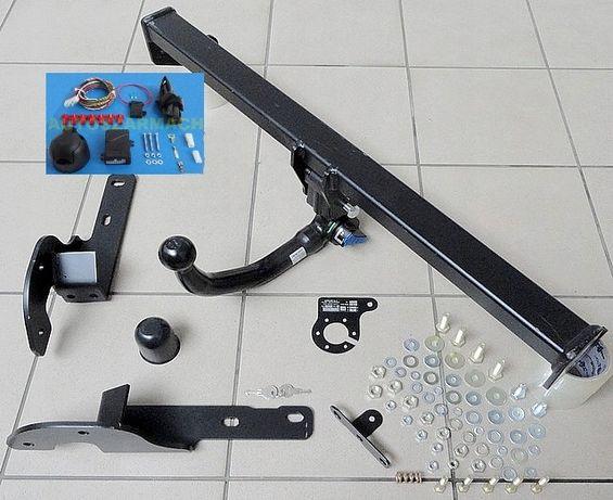 Słupsk Vertical Hak Holowniczy+Moduł+Wiązki Citroen C4 II 2 od2010r