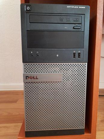 Системный блок Dell 3020MT/Intel i3-4130-(3.4Gh)/DDR3-4GB/WIN-10