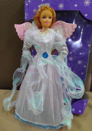 Кукла-ангел украшение - чехол. 32 см