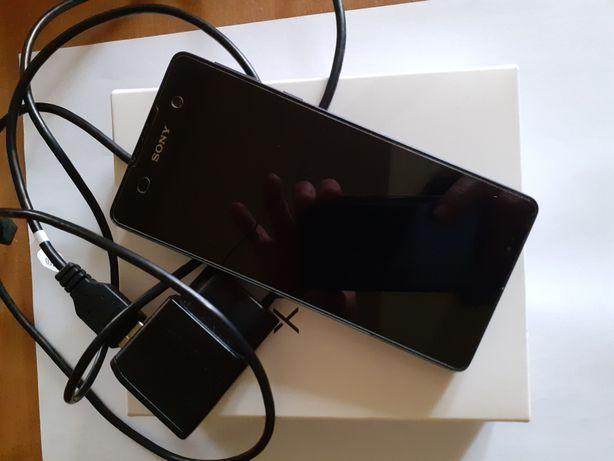 Komórka Sony Xperia e5