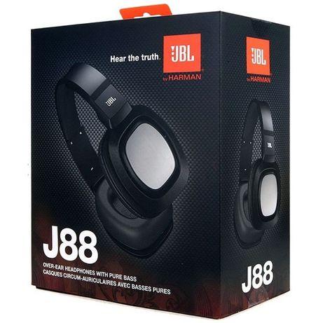 Słuchawki JBL J88A audiofilskie białe nowe
