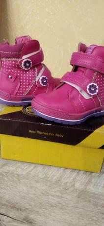 Зимние ботинки Clibee (Польща)
