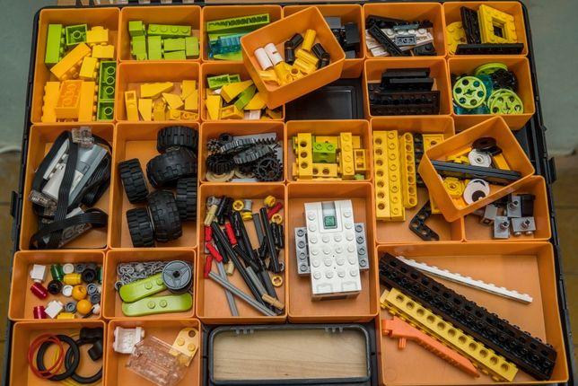 Lego Education WeDo 2.0 Zestaw 45300 robotyka programowanie