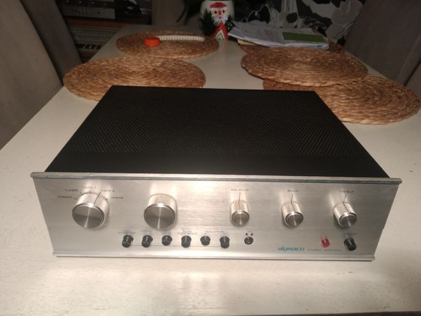 Hi end Dynaco SCA-50 Wzmacniacz Vintage made in USA gramofon in