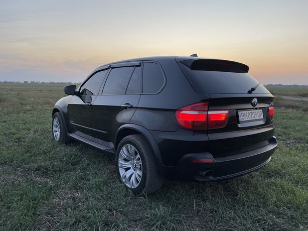 BMW X5 E70 full ideal