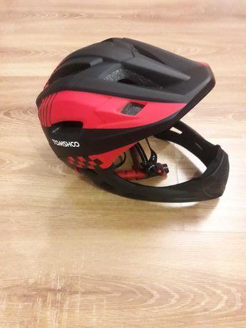 Kask rowerowy full face TOMSHOO MTB