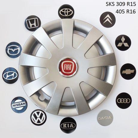 Колпаки ковпаки SKS 309 r15 VW