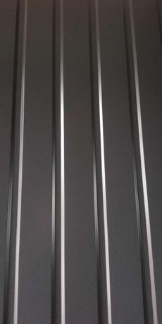 Blacha trapezowa T-7, dowolny kolor, ogrodzenie, brama, podbitka